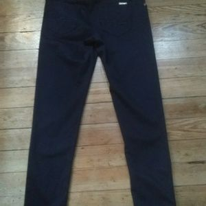 New Lilly Pulitzer Skinny Blue Color Jeans